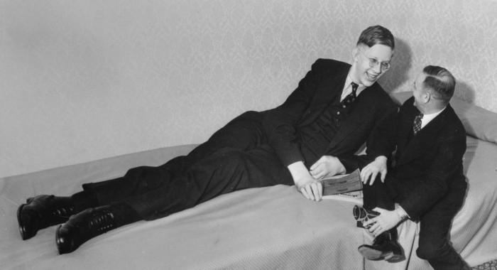 Robert Pershing Wadlow, El Hombre Más Alto De La Historia