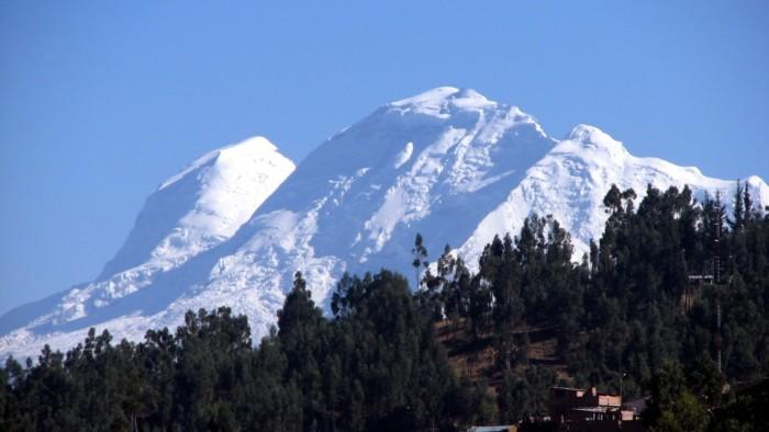 El Huascarán