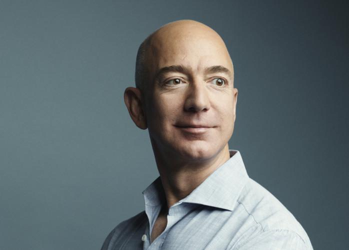 Curiosidades Jeff Bezos