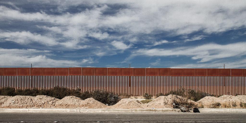 frontera mas grande