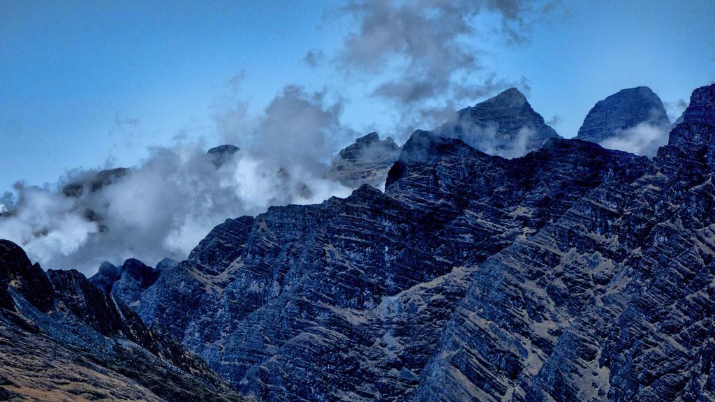 montañas mas largas