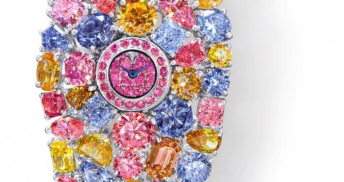 El Reloj Más Caro Del Mundo, Una Joya De 55 Millones De Dólares