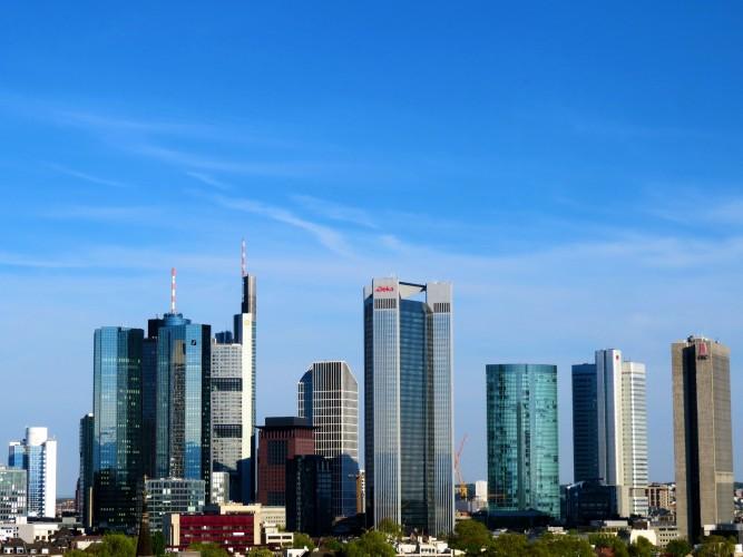 Rascacielos Más Altos Unión Europea