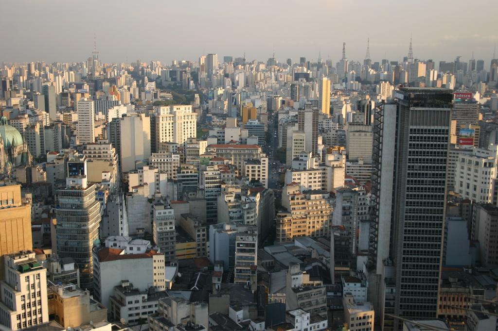 ciudad mas poblada latinoamerica