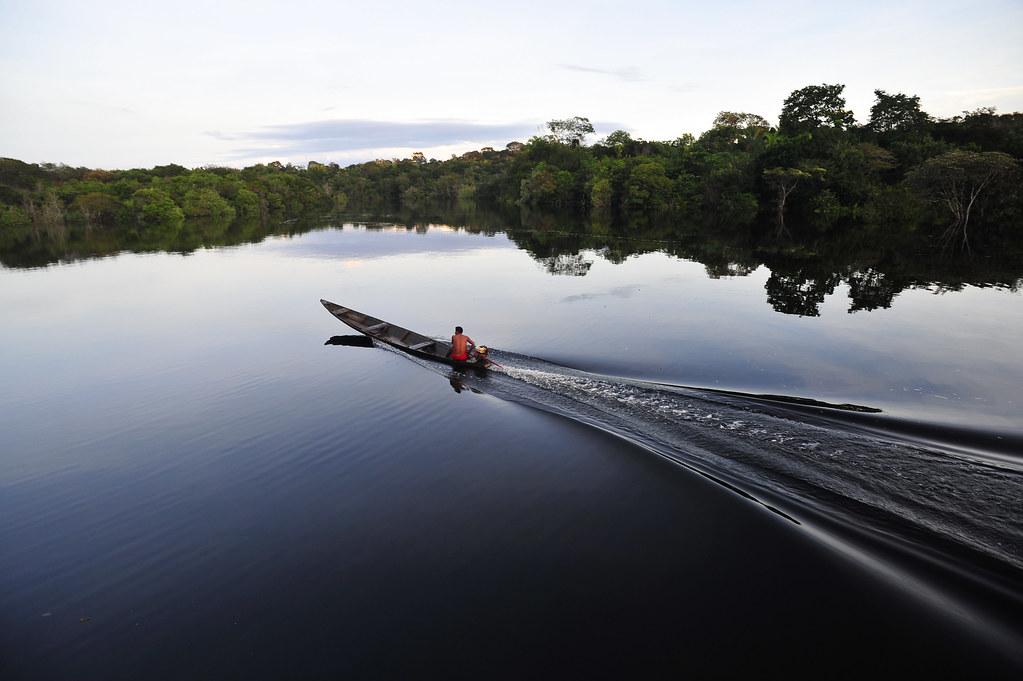 rio mas largo amazonas