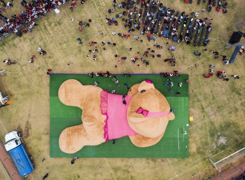 oso peluche mas grande