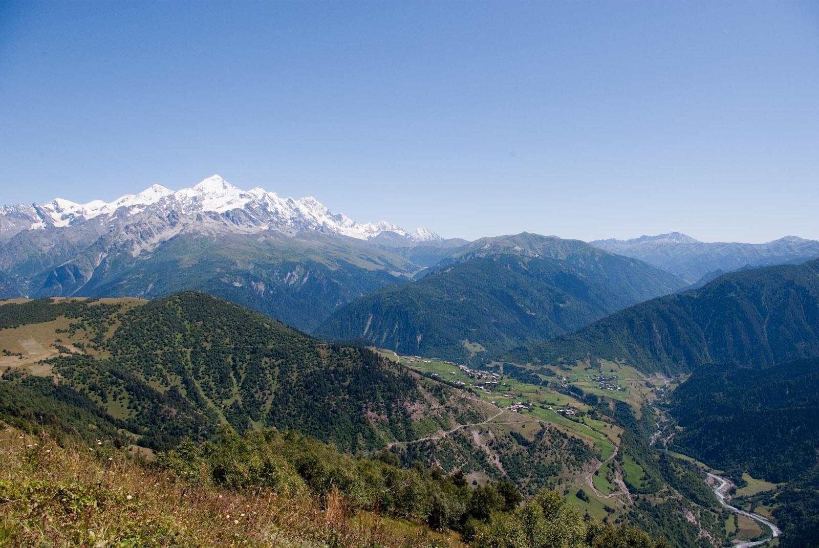 montañas altas europa