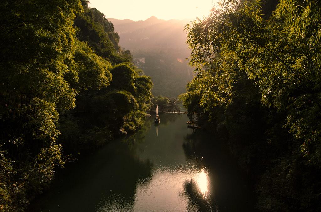 río Yangtsé