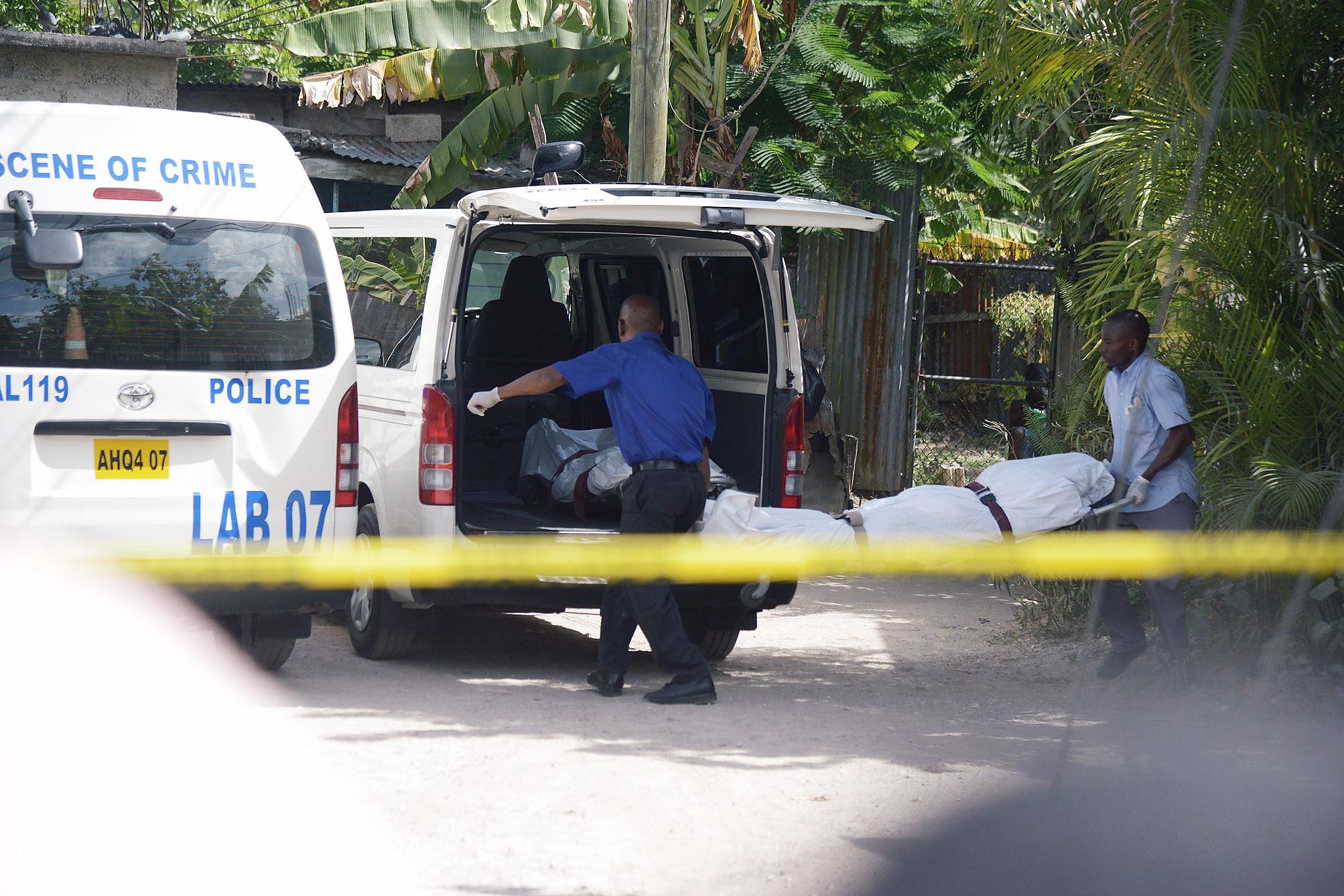 jamaica homicidio